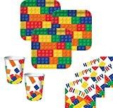 32 Éléments constitutifs de fête pour anniversaire 8 pour enfant