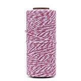 328pieds Durable Baker de ficelle de coton ultra résistant Crafts Ficelle Corde Idéal ficelle d'emballage industriel pour applications de jardinage ...
