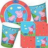 37-pièces sTAR wARS iI avec nappe et serviettes, gobelets et assiettes en carton pour anniversaire tasse d'enfant repas assiette papier ...