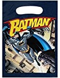 6 Sacs à bonbons Batman