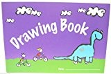 A4Dessin Croquis livre pour cahiers pages blanches Pad