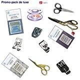 Accessoire de machine à coudre - Pack Promo Deluxe