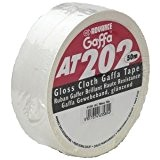 Advance 5807W Rouleau Gaffer 50 mm x 50 m Blanc