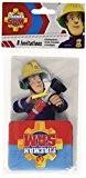 Amscan - 998157 - 8 Cartes d'Invitation et Enveloppes Sam Le Pompier