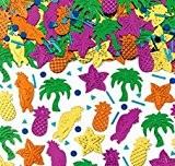 Amscan Confettis de table des îles (14 g)
