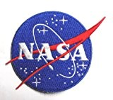 Armageddon Nasa Vector brodé Badge Patch Fer Ou Coudre Sur 7,5 cm x 10 cm