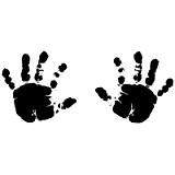 Artemio Tampon bois empreintes de mains