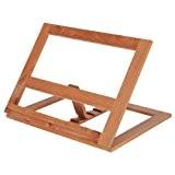 Artina Chevalet de table « Oban » - Planche à dessin - En bois de hêtre - Inclinaison réglable - ...