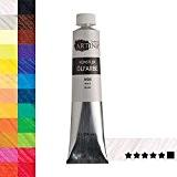 ARTINA Peinture à l'huile Studio - 200 ml - Blanc - Fabriqué en allemagne