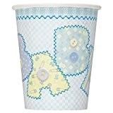 Baby Coutures bleu Cups