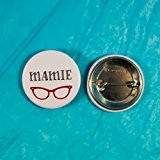 Badge mariage - Mamie