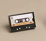 Ballotins à dragées - boites à dragées forme cassette audio Années 80 x10 mariage baptême communion anniversaire