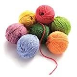 Bergère de France 41503 Lot de 8 Pelotes de fil à tricoter Laine/Acrylique Tonique 23 x 17 x 3 cm