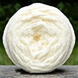 Bluelans Pelone de laine à tricoter Gros fil 100g