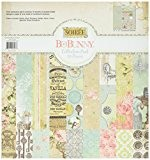 "Bobunny Collection Pack 12""X12""-Soiree"