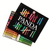 Boîte de 24 pastels gras PANDA