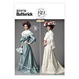 Butterick Patron de couture pour femmes Jupe & 5970 historiques haut