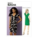 Butterick Patterns 6054A5 Tailles 6/8/10/Patron de couture Robe