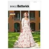 Butterick Patterns Mesdames 5832Patron de Couture Costume Historique