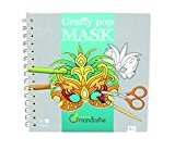 Cahier de coloriage Graffy Pop Mask - Rio