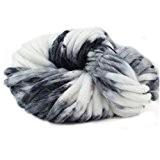 Celine Lin Super Chunky itinérants Big fil chaud pour crochet à tricoter à la main, 250g (8.8ounze)