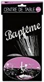 CENTRE DE TABLE BAPTÊME