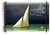 Clairefontaine 96103C Carnet de Voyage Dessin à Elastique A4 30 Feuilles 180 Grammes - Voilier