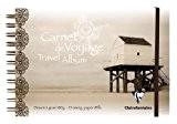 Clairefontaine 96104C Carnet de Voyage Dessin à Elastique A5 30 Feuilles 180 Grammes - Cabane