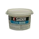 Colle à bois Sader - Prise 2H - Seau 2,5 kg