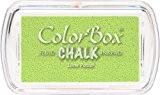 Color Box Encreur tampon Chalk mini lime pastel 2.5 x 4.5 cm