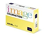 Coloraction 838A 080S 41 Antalis Papier couleur A4 80 g/m² Jaune citron/41 (Import Allemagne)