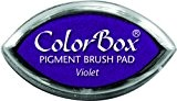 ColorBox Pigment tampon encreur oeil de chat Violet