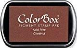 Colorbox-Tampon d'encre, marron
