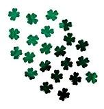Confettis de table trèfles St Patrick