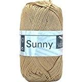 Coton à tricoter SUNNY 022 Grêge