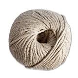 Coton Natura XL DMC - Pelote coton Sand (n°32) x 75m