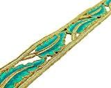 Coupez Brodé Craft Tissu Supply 4 Cm De Large Couture Cut Travail Dentelle Par 1 Cour