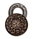 Couture mercerie: bouton extension rallonge ressort 2,5 cm pour pantalon
