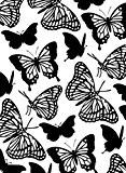Darice 1219-104 Modèle Papillons Classeur de Gaufrage Plastique Transparent 10,8 x 14,6 x 0,3 cm