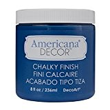 DecoArt 8 oz Legacy Americana Peinture Finition Decor Transparent