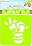Décopatch - 42456MD - Avenue Mandarine - Set De 6 Pochoirs Enfants - Pâques