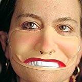 Demi-masque Joues Différent Personnage Masque Femme Masque de Carnaval Masque Pour Le Carnaval Visage Masque En Plastique Masque Farce et ...