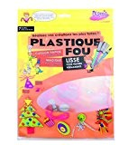 Diam's DI42261 Pack de 7 Feuilles Plastique Fou Cristal 29,7 x 21,6 x 0,1 cm