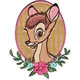 Disney Bambi Portrait sur tissu Applique-