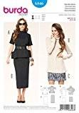 Easy Patron de couture Burda 6846 Femme-Tops & Jupe droite