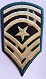 "ecusson patch badge appliqué thermocollant brode militaire a coudre ecusson thermocollant ""Army badge 10 x 5 cm """