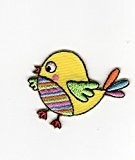 Ecusson thermocollant Oiseau Poussin