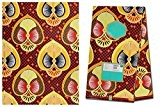 Ensemble 6m vlisco Java Holland Cire/imprimé tissu en coton de haute qualité pour dressmakings/kitenge/pagnes/chitenge/Ankara (vjhw0026)