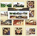 Ensemble cadeau de 2017 Windsor Castle Stamps Lot de présentation et cartes Phq - Royal Mail