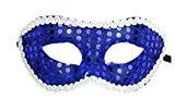 EOZY Masque de Mascarade Enfant pour Costume Danse Party Cosplay Halloween Carnaval (couleur 2)